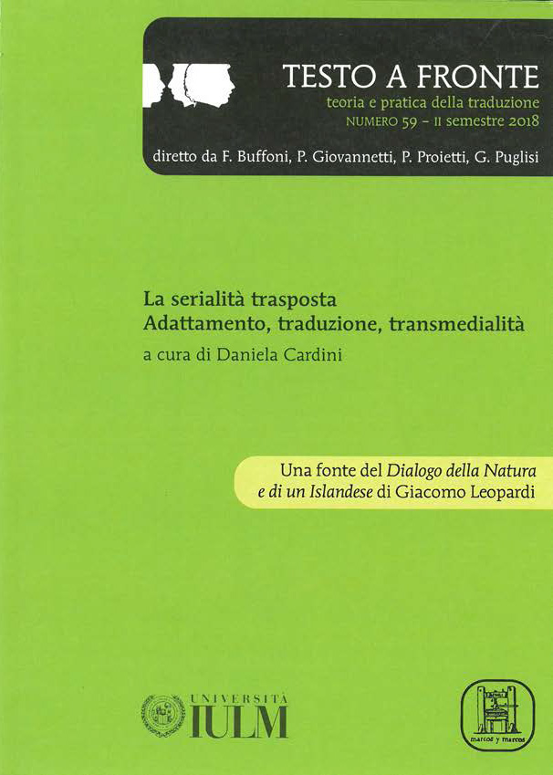 Testo a Fronte - n. 59